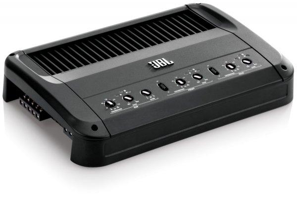 JBL GTO-5EZ Schwarz 5-Kanal-Systemverstärker für 226,82 € @Amazon.it
