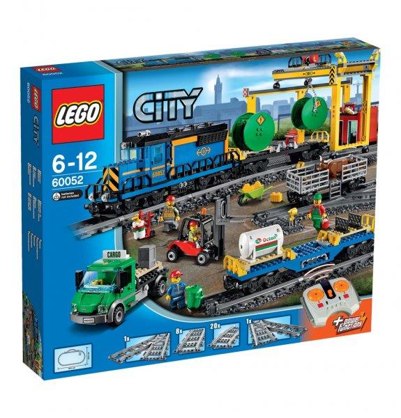 LEGO City Güterzug 60052 bei Galeria Kaufhof für 137,69€ (rechnerisch dank Payback für ca. 122,68€)