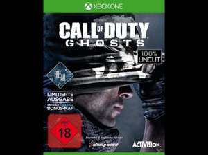 [MM Online] Call of Duty Ghosts -  Free-Fall-Edition - Xbox One - 15€