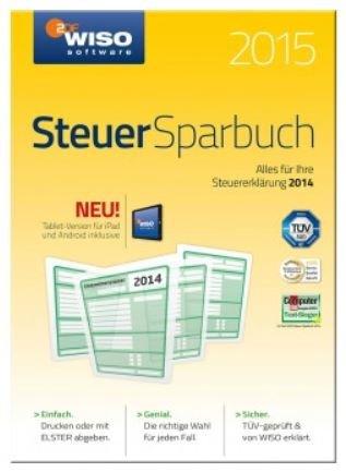 (Müller Sonntagsknüller) WISO Steuer-Sparbuch 2015 für  19,99€