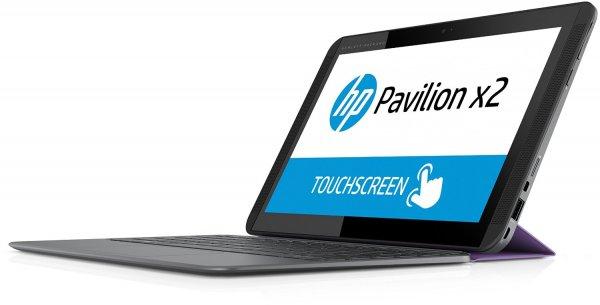Hewlett-Packard HP Pavilion 10-k001ng x2 für 248,19€ @HP-Store - Convertible mit Intel Atom Z3736F, 2GB RAM, 32GB internem Speicher und Windows 8