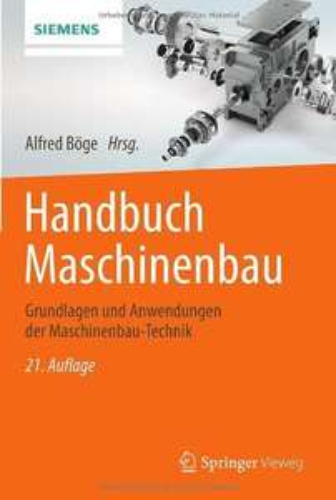 [Weltbild] Springer: Handbuch Maschinenbau (und Dubbel, Papula)