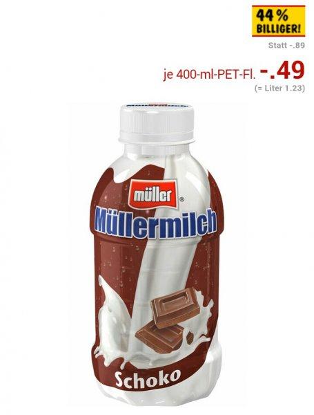 [Kaufland - bundesweit !?] Müller Müllermilch versch. Sorten - Super-Weekend 23.04.-25.04.