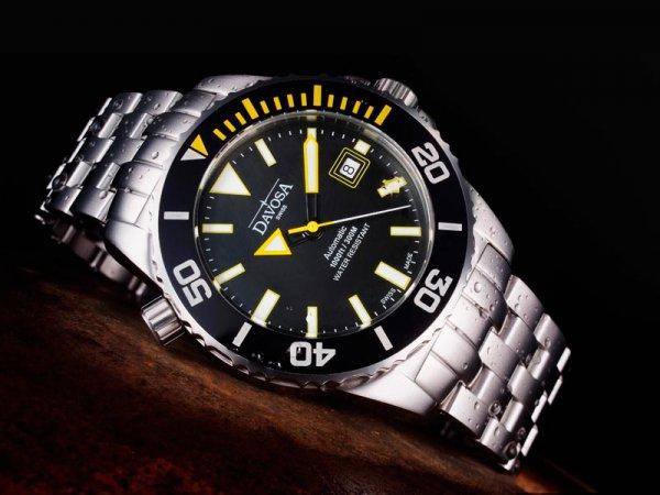 [Amazon] Davosa Argonautic Ceramic / schöner Diver mit ETA 2824-2, Saphirglas & Keramik-Lünette / mit Gutschein: 416,91€