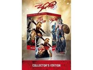 [Mediamarkt] 300: Rise of an Empire (Collector´s Edition 3D Blu-Ray inklusive 30cm Figur) für 53,- EUR