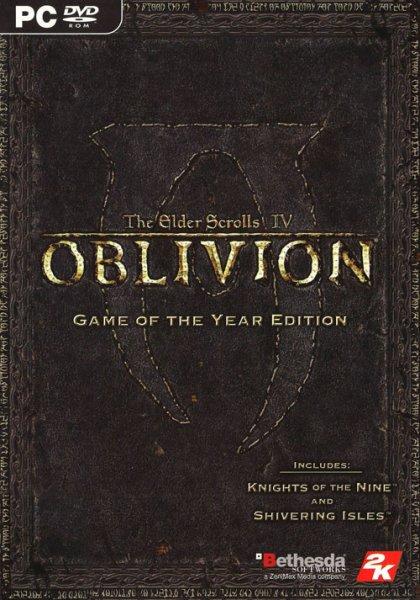 [Steam] The Elder Scrolls  - Oblivion GOTY oder Morrowind GOTY für je 3.40€, Skyrim für 3.75€ @ gamesplanet