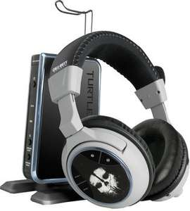 Call of Duty: Ghosts - Ear Force Phantom Wireless Gaming Headset by Turtle Beach