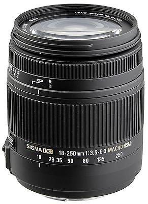 [eBay.de] SLR-Objektiv Sigma DC 3,5-6,3/18-250 OS C/AF HSM Makro