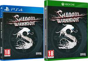 [Zavvi.de] Shadow Warrior - PS4 & Xbox One für 16,65€ als Neukunde 14,98€