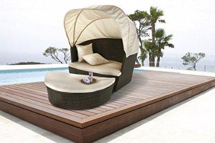 [QUELLE] Loungebett Garten inkl Versand  (Preisvergleich 349+Versand)
