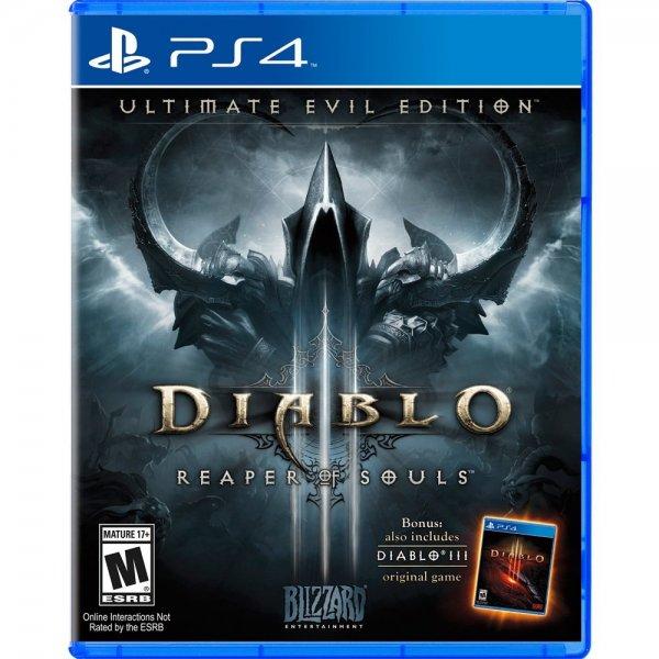 (Saturn Online) 29,99 EUR - Diablo 3 Ultimate Evil Edition für PS4 / Xbox One bei Abholung im Markt