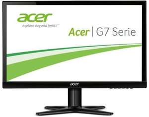 Acer G7 G237HLbi - 23 Zoll IPS Monitor, VGA/HDMI - 110,30€ - Many electronics/Allyouneed