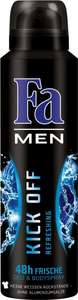 [Amazon Blitzdeal (prime)] 6x Fa Men Deospray Kick Off
