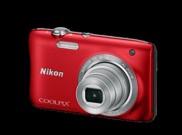 [Mediamarkt] Abverkauf NIKON Coolpix S2900 rot für 44€ inkl Versand statt 87,73 € (Idealo)