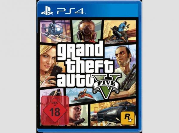 GTA 5 PS4 ab 39€ [MediaMarkt][Wieder da]