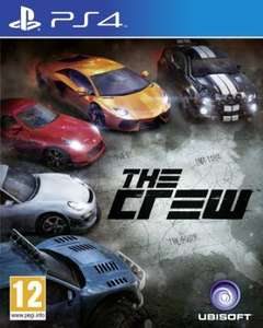 [Amazon.co.uk] The Crew (PS4/Xbox One) für je ca. 32,00 EUR
