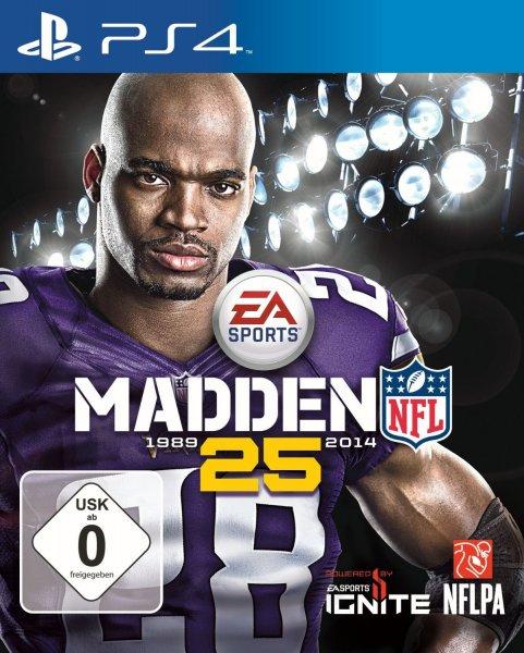 Madden NFL 25 (14) Playstation 4 (PS4)