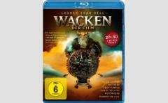 [Amazon-Prime] Wacken - Der Film 3D & 2D Blu-Ray für 8,99 EUR