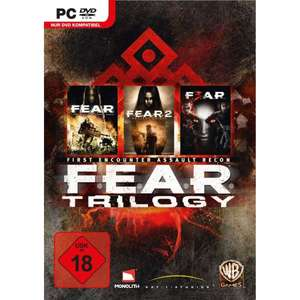 [STEAM] F.E.A.R Trilogy (Nuuvem) für 1,59€