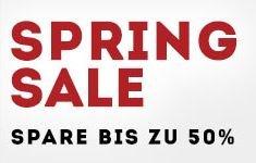 [11teamsports] Spring Sale Angebote bis zu 50% Rabatt - Nike Air Max ab 95,60 € und viele weitere Angebote