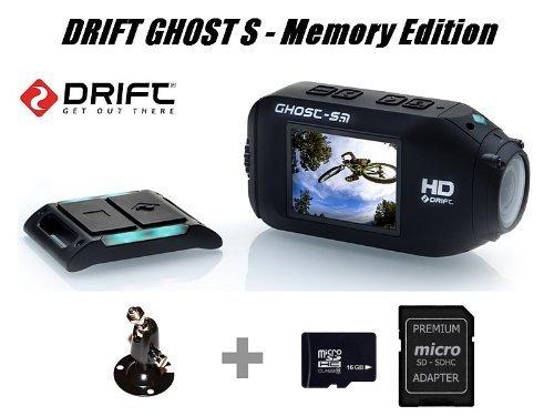 Drift Ghost-S für 249€@ Comtech - Actioncam mit 1080p