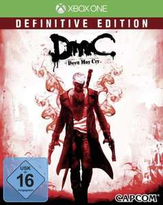 [smdv.de] Devil May Cry - Definitive Edition (Xbox One für 26,40 EUR / PS4 für 28,90 EUR)