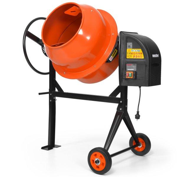 @NBB Hecht 2140 Orange Betonmischer