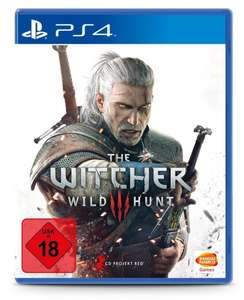 [GameStop] The Witcher 3 - Wild Hunt (PS4 / Xbox One) für unter 40 EUR vorbestellen via 9,99-Aktion