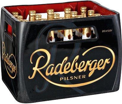 [Kaufland Superweekend] Kasten Radeberger Pilsner 10 EUR