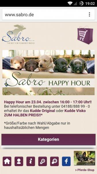 [23.04 16-17Uhr] Sabro Kudde hochwertiges Hundebett 50% günstiger