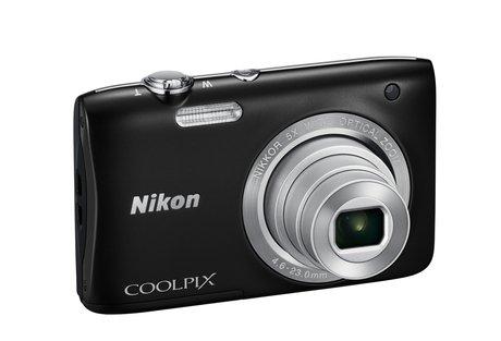 Nikon Coolpix S2900 für 44€ inkl. Versand (diesmal in schwarz) @mediamarkt