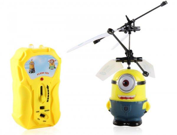 Minion RC Helikopter für 7,99€ @Gearbest