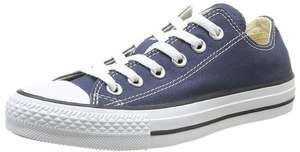 [Amazon.de] Converse Chuck Taylor All Star Ox - Blau/Navy für 35,28€ in diversen Größen