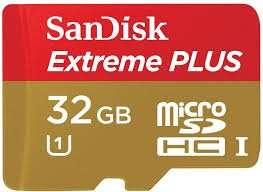 Sandisk Extreme PLUS MircoSDHC 32GB 80MB/s @ Saturn Late Nightshopping für 24,99 €