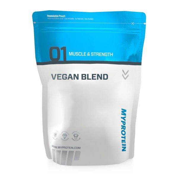 [myprotein.de] Vegan Blend Proteinpulver: 2,5 kg für 13,36€ (+4€ Versand) + Qipu möglich