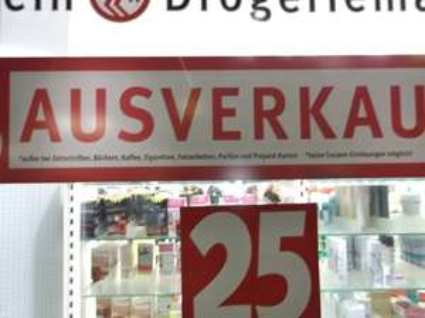 [LOKAL Hamburg] Rossmann Bahnhof Altona, Ausverkauf wegen Umbau -25% auf Alles (*)