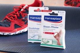 [BUNDESWEIT] Kostenlose Hansaplast Foot Expert Blasen-Pflaster #LäuftBeiEuch