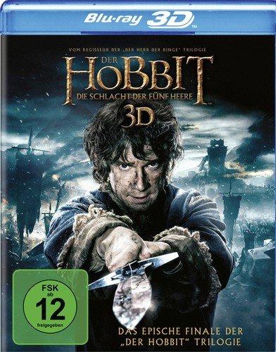 [lokal Expert Klein] Der Hobbit - Die Schlacht der fünf Heere 3D für 19,99 Euro