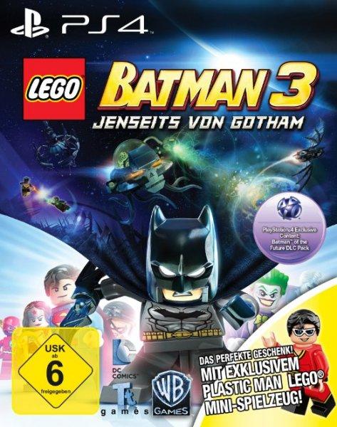 amazon.de - LEGO Batman 3 - Jenseits von Gotham SPECIAL EDITION  PS4, für Prime Mitglieder