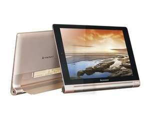 [allyouneed] Lenovo Yoga Tablet 10 HD+ B8080 champagne gold für 209,- EUR
