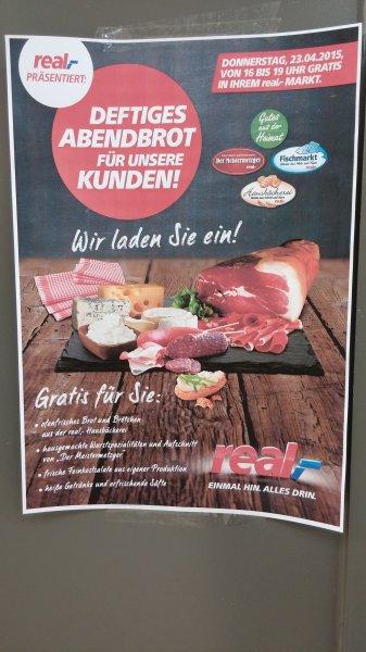[REAL Rhein-Main Gebiet] Abendbrot gratis