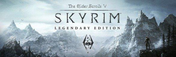 [STEAM] The Elder Scrolls V: Skyrim - Legendary Edition für 10,19€