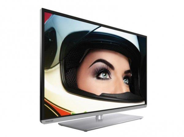 [Mediamarkt.de] TOSHIBA 48L5445DG - 48 Zoll 3D Full-HD TV mit Triple Tuner und Smart-TV für 350€ versandkostenfrei.