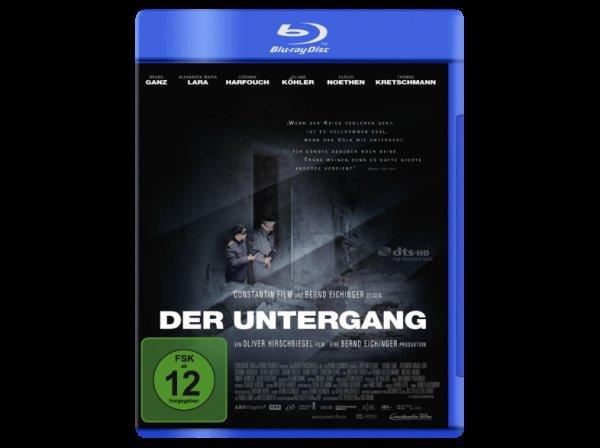 [Mediamarkt.de] Der Untergang - Downfall -  Blu-Ray (imdb 8,3) 6€