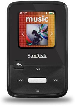 Sansa Clip Zip - Nachfolger des Clip+ (4GB bis 8GB in verschiedenen Farben) - Vergleichspreise Lieferbar über 50€