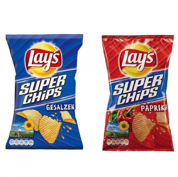 [THOMAS PHILIPPS]KW18: Lay's Super Chips 175g (Gesalzen oder Paprika) für nur 0,78€