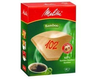 "[mediamarkt.de] Melitta Filtertüten 102/80 Stück ""AROMA"" (FSC-zertifiziert) für 1,00 Euro"
