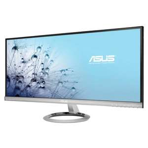 "Asus MX299Q 29"" Widescreen AH-IPS Panel 5ms DVI, HDMI (+MHL), DisplayPort"