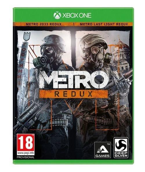 [coolshop] Metro Redux - Xbox One für 21,99 Euro inkl. Versand
