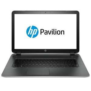 "[NBB] HP Pavilion 17-f255ng Notebook 17.3"" HD+ - 399,00 € - VSK-frei"